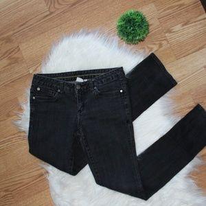 Hurley Black SKinny Jeans 5